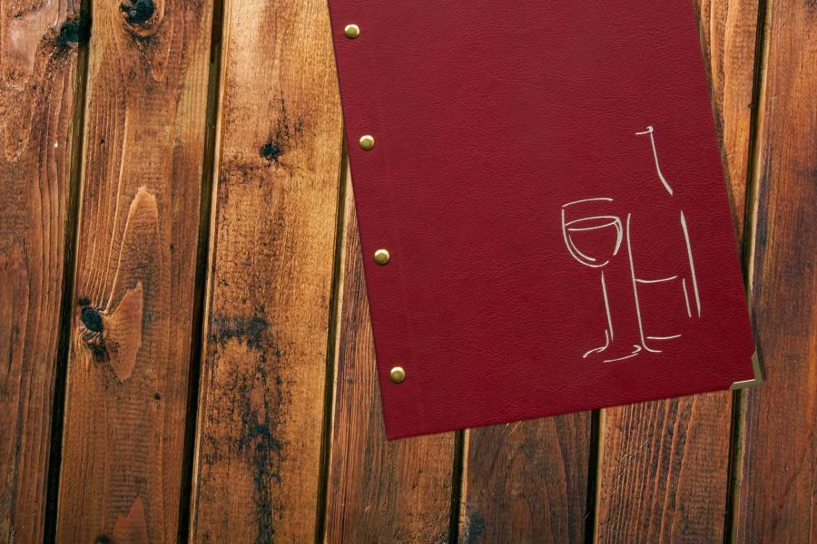 Die Weinkarte