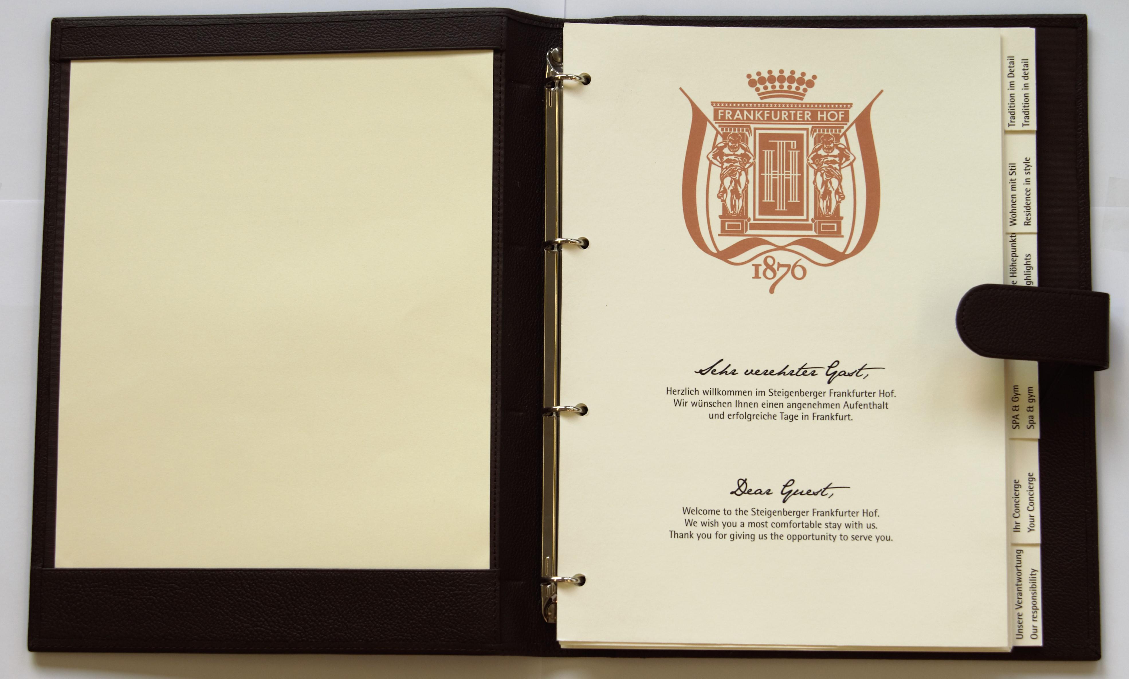 Buchbinderhandwerk, Buchbinderkunst, handgefertigt