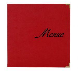 Restaurantkarte, Restaurantbedarf, Hotelkarte,